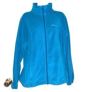 Columbia Women's fleece jacket.